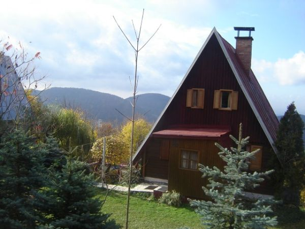 Chata na Bezovci