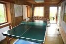 Chata na Bezovci - Stolný tenis