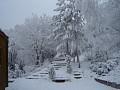 Chata na Bezovci - zima