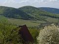 výhľad z chaty